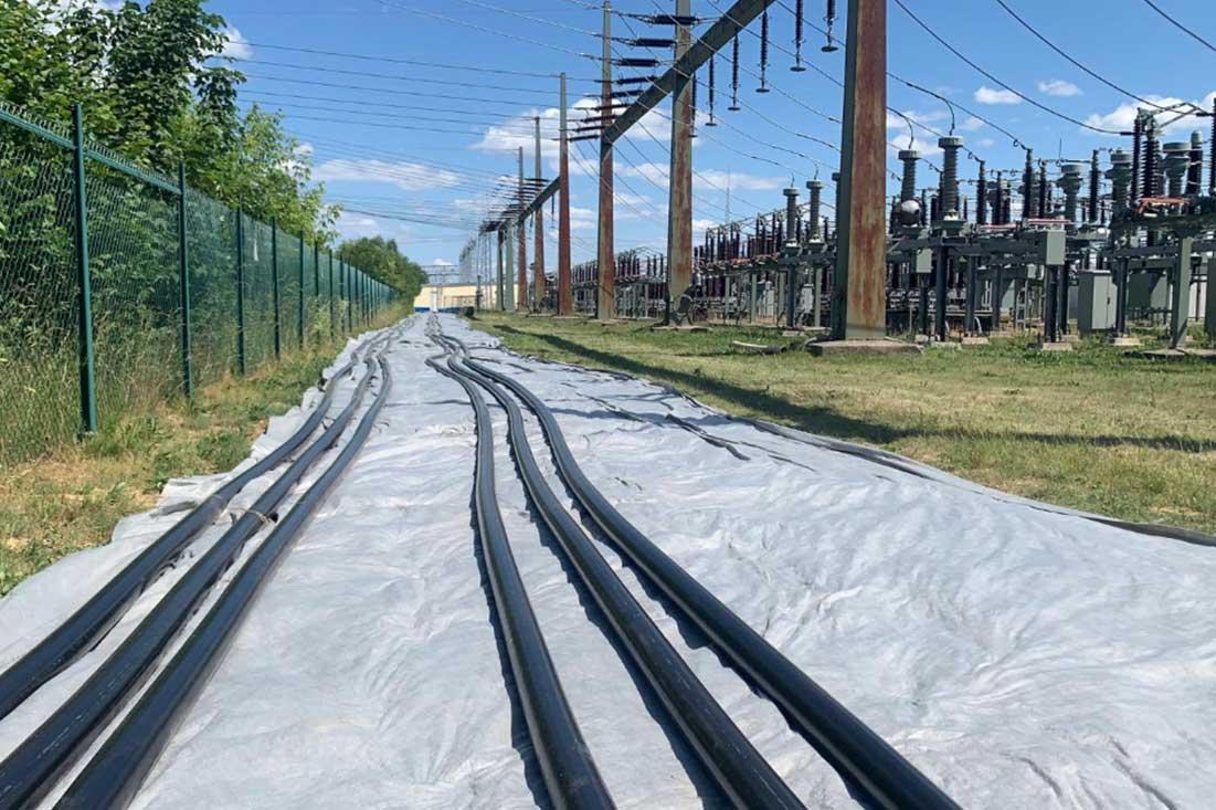 Kabelverlegung-Umspannanlagen-Raffinerien-Kraftwerken